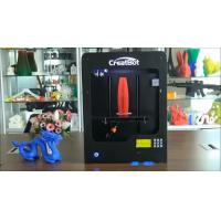 Buy cheap CreatBot DX Large Scale 3D Printer Automatic Grade With Color Touch Screen from wholesalers