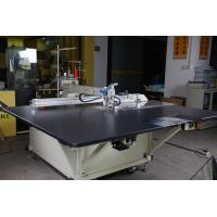 Quality Garment Automatic Industrial Sewing Machines 1300x900 mm For Assesmling Zipper for sale