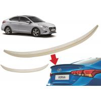 Quality Durable Auto Sculpt Roof / Rear Trunk Spoiler For Hyundai Accent 2017 2019 Verna for sale