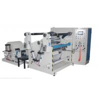 Quality black and white paper straw factory direct sale for Restaurant Kraft paper 120 gsm slitting machine for sale