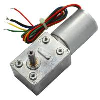 Quality Precision Equipment Brushless DC Electric Motor 33RPM Rated Load Speed for sale