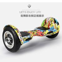 Quality Rechargeable Battery Two Wheels  Electric Drifting Scooter With LED Light for sale