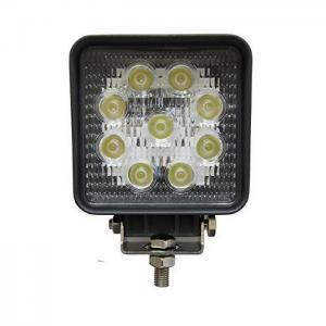 Quality Square 4 27W Led Work Light Flood Beam Driving Fog Lights off road Lights 10-30V IP67 Thicker profile for sale