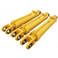Quality Wheel Loader Smaller Excavator Hydraulic Cylinder Steel Body Material for sale