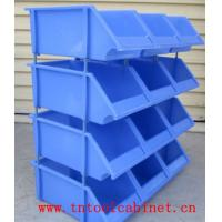 Buy cheap lastic Stackable Storage Bins for warehouse from wholesalers