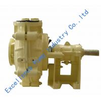 Quality EHR-6E rubber lined slurry pump design, selection, application and maintenance for sale