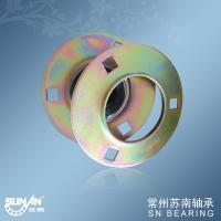 Quality Pressed Steel Ball Bearing Unit For Metallurgy PF207 , Medical Bearing for sale