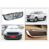 Quality OE and TRD Style Toyota Hilux Vigo 2012 Front Grille , Plastic ABS for sale