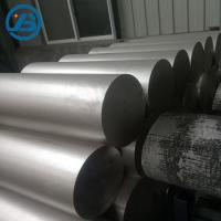 Quality Extruded Magnesium Alloy Rod ZK61 / ZK60 / AZ91D / ZK40 High Rigidity for sale