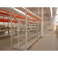 Quality 200mm - 900mm Width Supermarket Storage Racks , Warehouse Storage Racks for sale