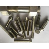 Quality DIN931 DIN 933 Duplex Stainless Steel Fasteners M6 - M64 Stainless Steel 310S Hex Bolt for sale