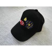 Quality 100% Cotton Kids Baseball Caps , Boys Sports Caps With Customized Logo for sale