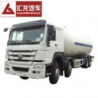 Quality 8X4 Mobile LPG Tank Trailer Truck Big Lpg Iso Tank Container As Special Vehicle for sale