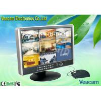 Quality Graphical Interface LCD CCTV Monitors of 120fps / 4CH ( CIF ) NTSC for sale