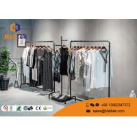 Quality Boutique Store Garment Showroom Display Hanging Garment Racks For Shops for sale