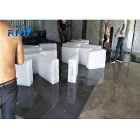Quality Durable Industrial Ice Block Maker , Automatic Ice Block Making Machine Air Cooled for sale