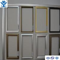 Quality Silver or bronze anodized aluminium led picture frame for sale