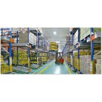 Quality Radio Shuttle Racking, high-density cold storage system, first in first out available for sale