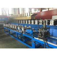 2 In 1 Stud And Track Roll Fomring Machine PLC Control System 2 Years Warranty