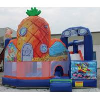China buy inflatable bouncy castle direct from china manufacture GT-BC-1843 on sale