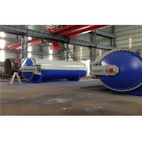 Quality High Pressure Chemical Autoclave Rubber For Automotive Industrial , Lightweight for sale