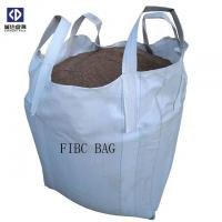 Quality 1000KG Large Woven Polypropylene Bags Pp Container Bag With UV Stabilization for sale