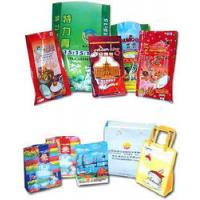 Quality fashion desigh paper bags with handles wholesale for sale