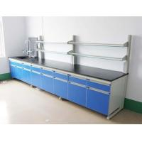 Quality Economic Laboratory Wall Bench All Wood Epoxy Resin Board ISO Approved for sale