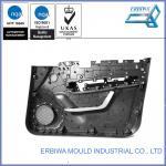 Quality IATF 16949 Cert Auto Interior Trim plastic injection mold , Car Body Black Car Plastic Door Parts for sale