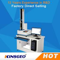 Buy cheap PC Control Peel Adhesion Test Equipment / Peel Adhesion Tester 200kg from Wholesalers