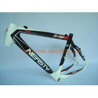 Quality MB-NT102 bicycle parts carbon frame carbon cycling MTB frame(white) for sale