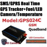 Buy cheap Camera Fuel Temperature Sensor Rfid Gps Tracker With Internal Memory from wholesalers