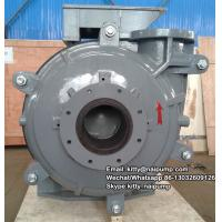Quality 8/6 E -AHr Rubber Liner  Horizontal Heavy Duty Slurry Pumps for sale