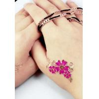 Quality jewelry temporary tattoo china body tattoo sticker for sale