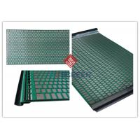 Quality FLC 500 Wave Typed Shale Shaker Screen Precision For Soild Control for sale