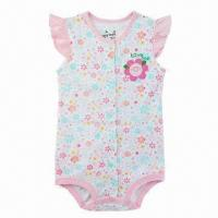 Quality Baby Rompers, Hot Selling, Wholesale, Low MOQ for sale
