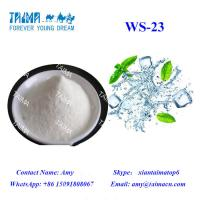 Quality Top quality cooling agent WS-23 with CAS: 51115-67-4 high concentrated fruit flavor for used e liquid for sale