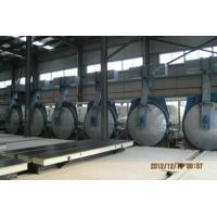 Quality Chemical Industrial Concrete AAC Autoclave Pressure Vessel With Saturated Steam for sale
