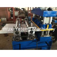 Quality 0.3mm - 0.8mm Thickness Metal Forming Equipment Two Stands Of Feeding Rollers for sale