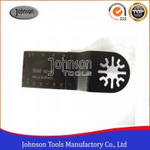 China 32mm(1-1/4'') Bi-metal oscillating tool saw blade for cutting wood, plastic, soft metal on sale
