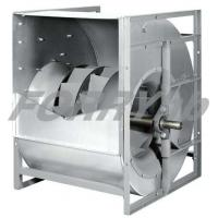 Quality HRW series double inlet backward curve air condition centrifugal fan blowers for sale