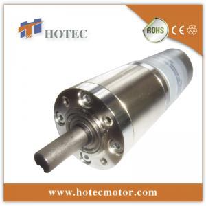 Quality 12V 24V 45mm dc planetary gear motor for sale