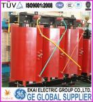 Quality SCB9/SCB10 3 phase 11KV cast resin dry type transformer for sale