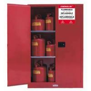 Quality hazardous cabinet   has a 50mm-height leak fluid bath of bottom for sale