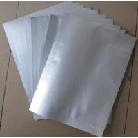 Quality China aluminium foil bag plastic bag laminated foil packaging zip-lock bags supplier for sale