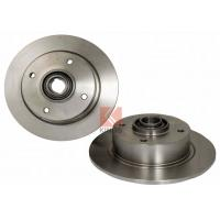 Buy Normal Size Volkswagen Brake Discs 113407075 311405583A 1024055831 For Beetle Car at wholesale prices