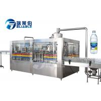 Buy cheap Fully Automatic Carbonated Drink Filling Machine from wholesalers