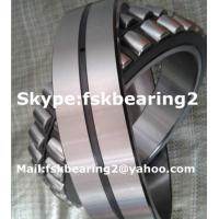 Quality Double Row 24072 CC / W33 Spherical Roller Bearing Steel Cage for sale
