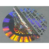 Quality hologram label for sale