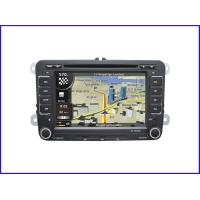 Quality car radio 2 din touch sreen GPS car dvd player 7 inch VW magotan for sale